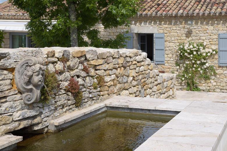 Demeure Coeur de Vignes - Location villa de luxe - Dordogne / Garonne / Gers - ChicVillas - 17