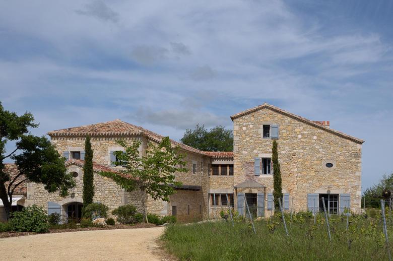 Demeure Coeur de Vignes - Location villa de luxe - Dordogne / Garonne / Gers - ChicVillas - 2