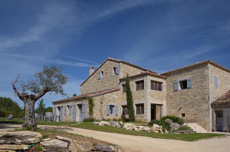 Demeure Coeur de Vignes - Location villa de luxe - Dordogne / Garonne / Gers - ChicVillas - 20