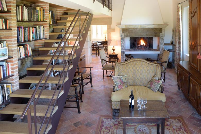 Demeure Coeur de Vignes - Location villa de luxe - Dordogne / Garonne / Gers - ChicVillas - 24