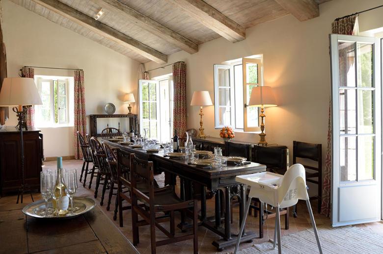 Demeure Coeur de Vignes - Location villa de luxe - Dordogne / Garonne / Gers - ChicVillas - 25
