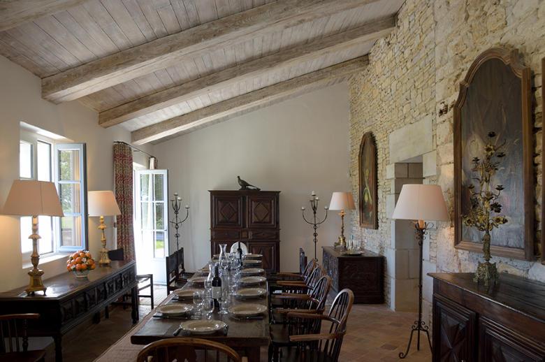 Demeure Coeur de Vignes - Location villa de luxe - Dordogne / Garonne / Gers - ChicVillas - 26