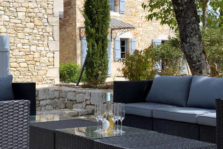 Demeure Coeur de Vignes - Location villa de luxe - Dordogne / Garonne / Gers - ChicVillas - 28