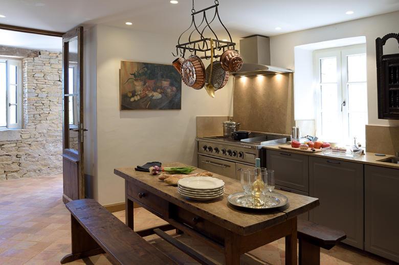 Demeure Coeur de Vignes - Location villa de luxe - Dordogne / Garonne / Gers - ChicVillas - 29