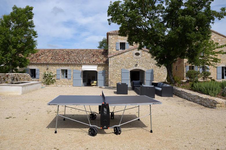 Demeure Coeur de Vignes - Location villa de luxe - Dordogne / Garonne / Gers - ChicVillas - 3
