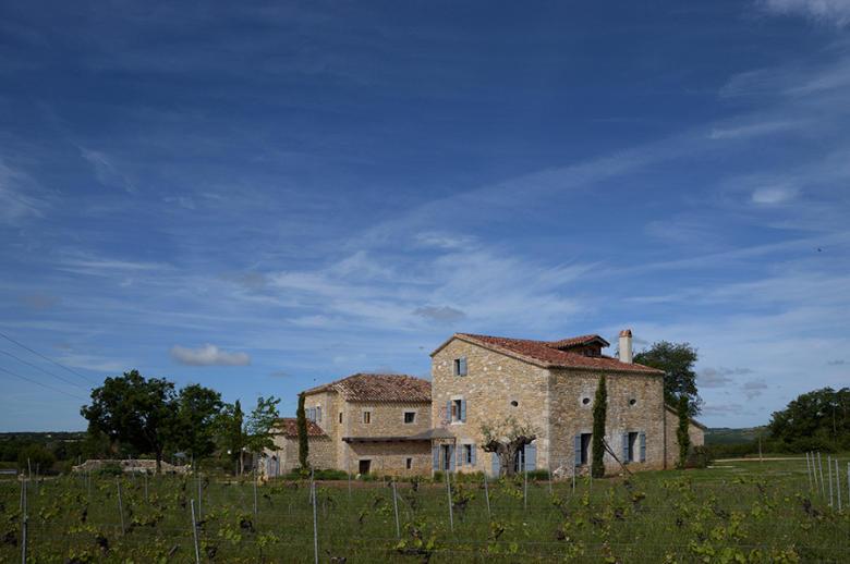 Demeure Coeur de Vignes - Location villa de luxe - Dordogne / Garonne / Gers - ChicVillas - 30
