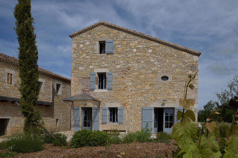 Demeure Coeur de Vignes - Location villa de luxe - Dordogne / Garonne / Gers - ChicVillas - 31