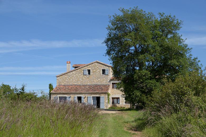 Demeure Coeur de Vignes - Location villa de luxe - Dordogne / Garonne / Gers - ChicVillas - 32