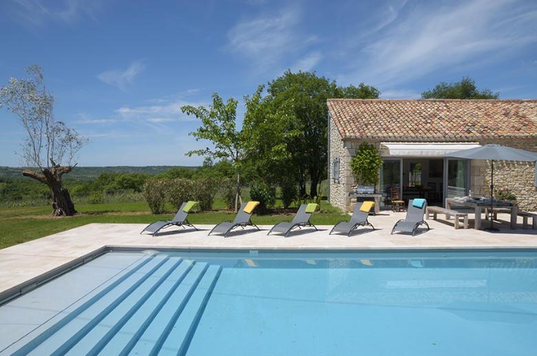 Demeure Coeur de Vignes - Location villa de luxe - Dordogne / Garonne / Gers - ChicVillas - 4