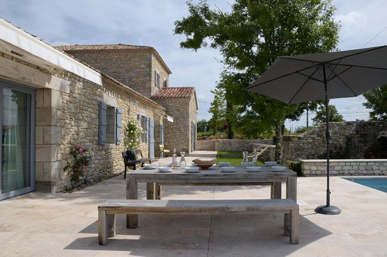 Demeure Coeur de Vignes - Location villa de luxe - Dordogne / Garonne / Gers - ChicVillas - 5