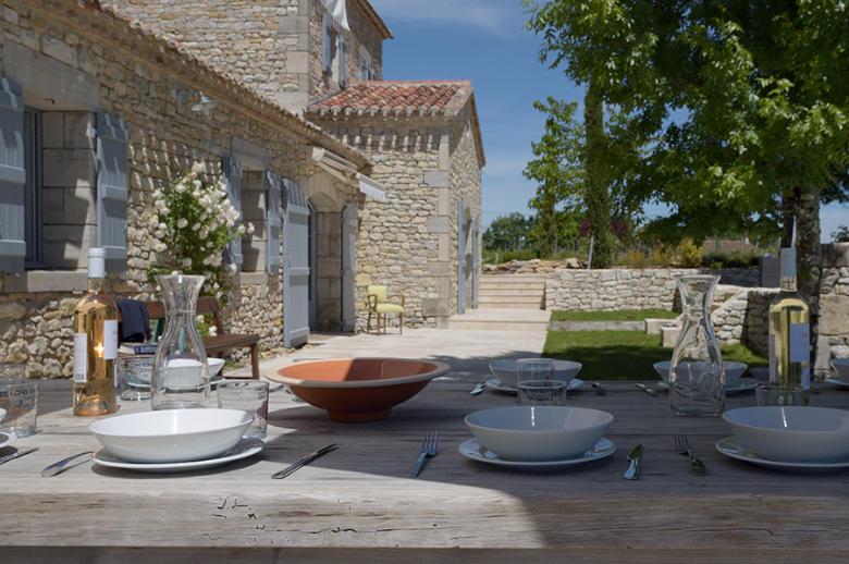 Demeure Coeur de Vignes - Luxury villa rental - Dordogne and South West France - ChicVillas - 6