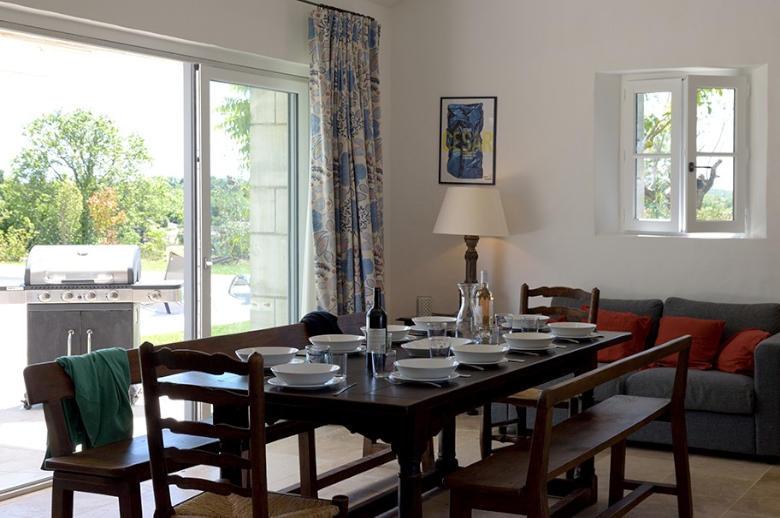 Demeure Coeur de Vignes - Location villa de luxe - Dordogne / Garonne / Gers - ChicVillas - 7