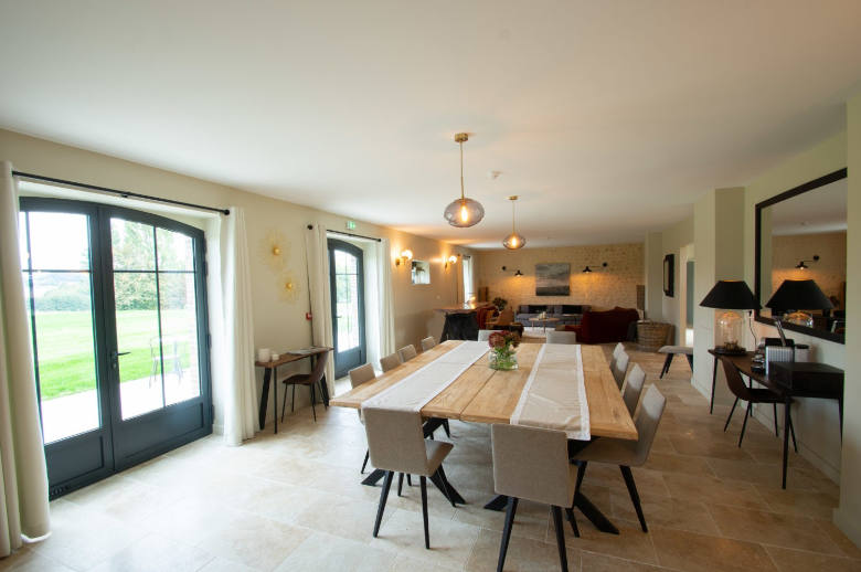 Domaine de Normandie - Location villa de luxe - Bretagne / Normandie - ChicVillas - 6