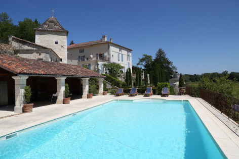 Dream of Dordogne, luxury property for rent in France