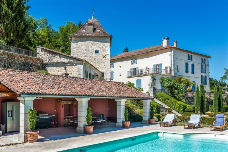 Dream of Dordogne - Location villa de luxe - Dordogne / Garonne / Gers - ChicVillas - 29