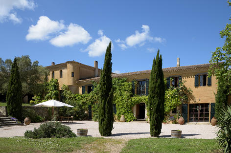 Castle for rent near Carcassonne, Dream of Languedoc