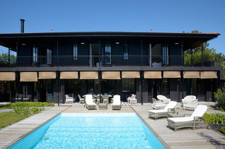 Eden Cap-Ferret - Location villa de luxe - Aquitaine / Pays Basque - ChicVillas - 15