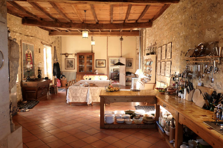 Entre Dordogne et Gironde - Location villa de luxe - Dordogne / Garonne / Gers - ChicVillas - 10