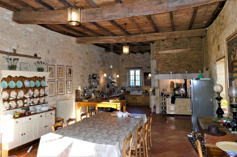 Entre Dordogne et Gironde - Location villa de luxe - Dordogne / Garonne / Gers - ChicVillas - 11