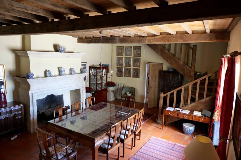 Entre Dordogne et Gironde - Location villa de luxe - Dordogne / Garonne / Gers - ChicVillas - 12