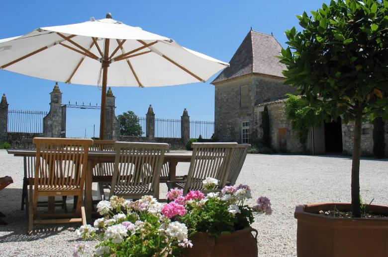 Entre Dordogne et Gironde - Location villa de luxe - Dordogne / Garonne / Gers - ChicVillas - 13