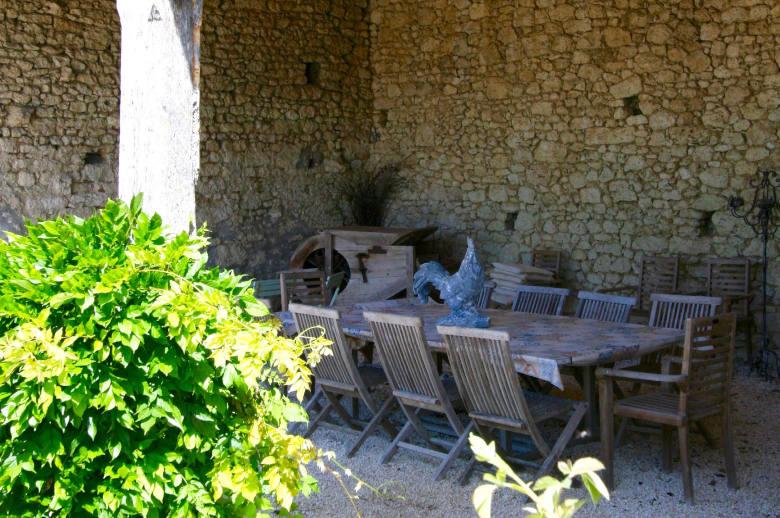 Entre Dordogne et Gironde - Location villa de luxe - Dordogne / Garonne / Gers - ChicVillas - 14