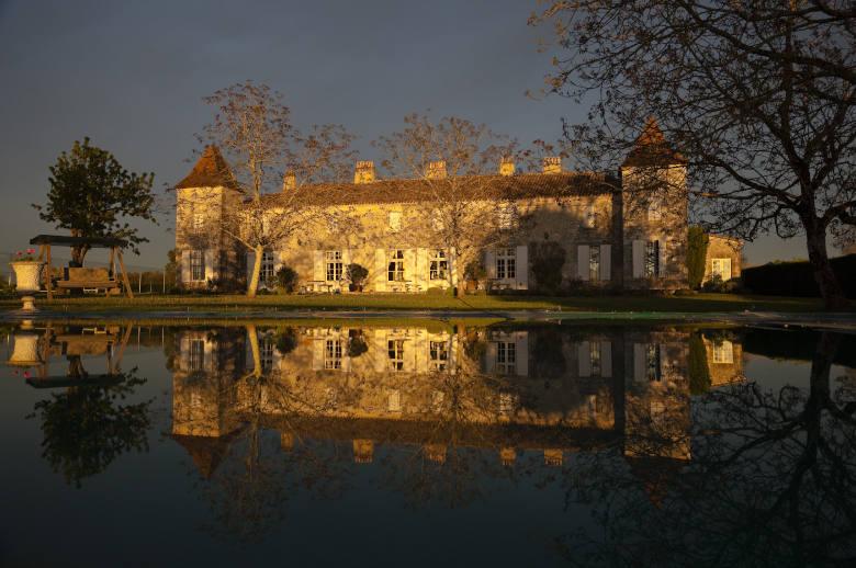 Entre Dordogne et Gironde - Location villa de luxe - Dordogne / Garonne / Gers - ChicVillas - 15