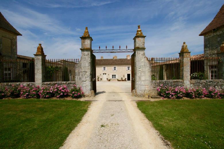 Entre Dordogne et Gironde - Location villa de luxe - Dordogne / Garonne / Gers - ChicVillas - 21