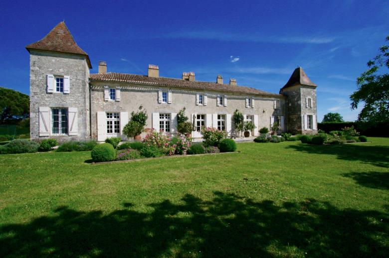 Entre Dordogne et Gironde - Location villa de luxe - Dordogne / Garonne / Gers - ChicVillas - 4