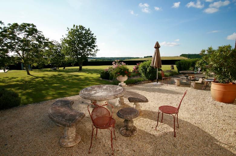 Entre Dordogne et Gironde - Location villa de luxe - Dordogne / Garonne / Gers - ChicVillas - 5
