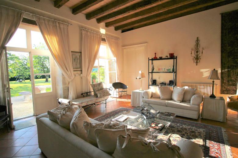 Entre Dordogne et Gironde - Location villa de luxe - Dordogne / Garonne / Gers - ChicVillas - 6