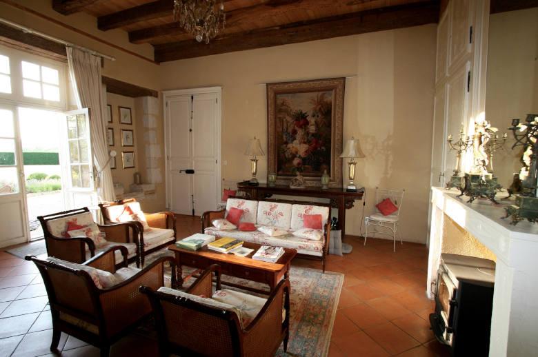 Entre Dordogne et Gironde - Location villa de luxe - Dordogne / Garonne / Gers - ChicVillas - 7