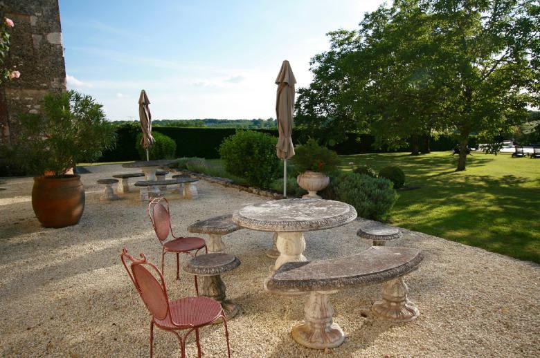 Entre Dordogne et Gironde - Location villa de luxe - Dordogne / Garonne / Gers - ChicVillas - 9