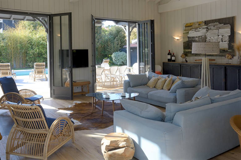 Esprit Cap-Ferret - Luxury villa rental - Aquitaine and Basque Country - ChicVillas - 8