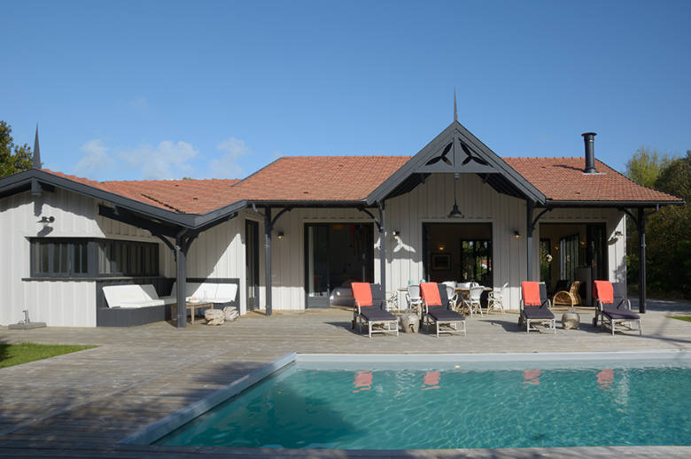 Esprit Cap-Ferret - Luxury villa rental - Aquitaine and Basque Country - ChicVillas - 9