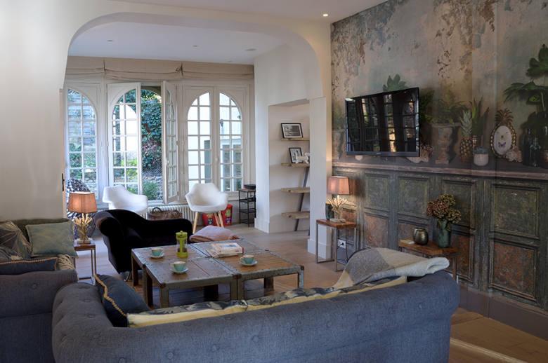 Esprit Deauville - Luxury villa rental - Brittany and Normandy - ChicVillas - 5