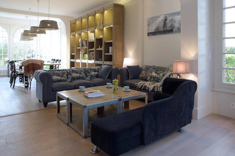 Esprit Deauville - Luxury villa rental - Brittany and Normandy - ChicVillas - 7