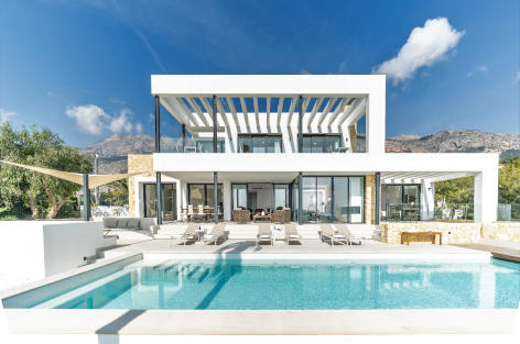 Luxury house to rent with private pool, Horizon Costa Blanca