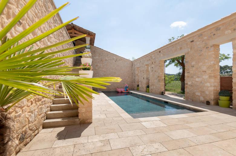 Horizon Luberon - Location villa de luxe - Provence / Cote d Azur / Mediterran. - ChicVillas - 1