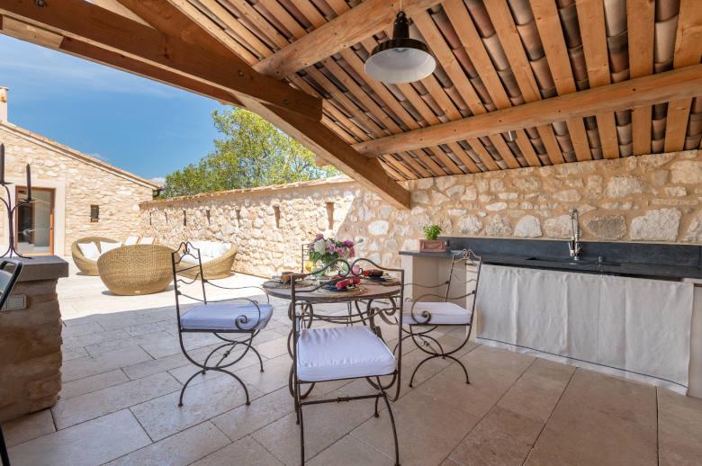 Horizon Luberon - Location villa de luxe - Provence / Cote d Azur / Mediterran. - ChicVillas - 13