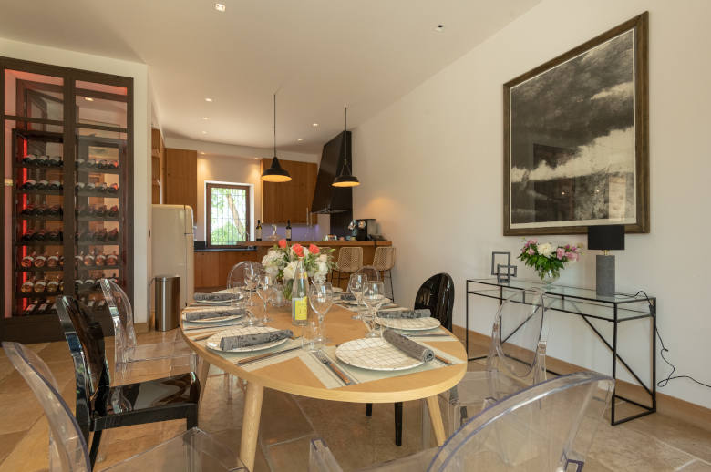 Horizon Luberon - Location villa de luxe - Provence / Cote d Azur / Mediterran. - ChicVillas - 16