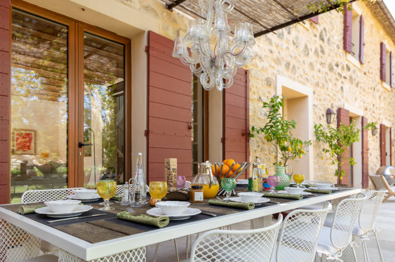 Horizon Luberon - Location villa de luxe - Provence / Cote d Azur / Mediterran. - ChicVillas - 18