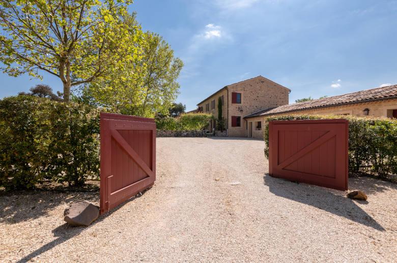 Horizon Luberon - Location villa de luxe - Provence / Cote d Azur / Mediterran. - ChicVillas - 2