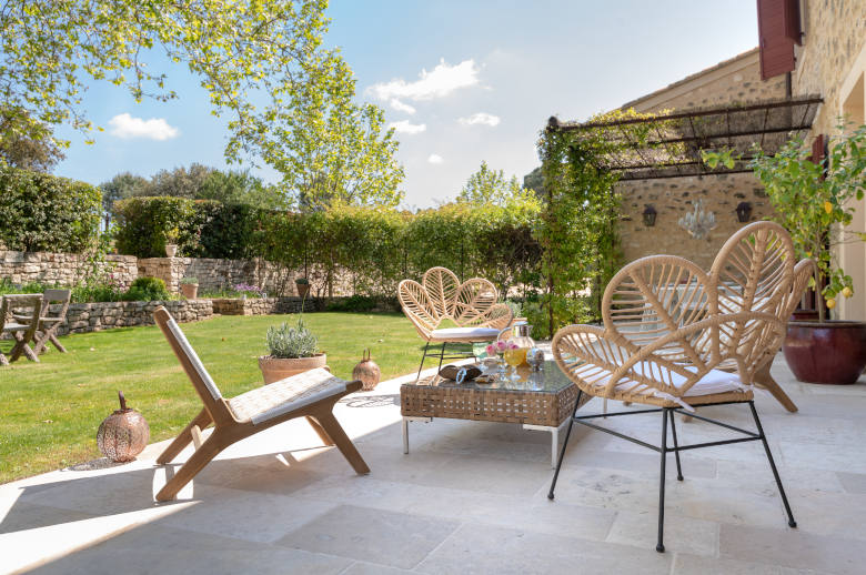 Horizon Luberon - Location villa de luxe - Provence / Cote d Azur / Mediterran. - ChicVillas - 20