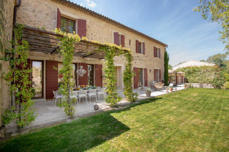 Horizon Luberon - Location villa de luxe - Provence / Cote d Azur / Mediterran. - ChicVillas - 22