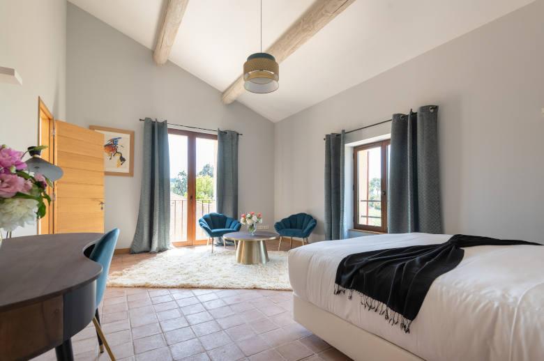 Horizon Luberon - Location villa de luxe - Provence / Cote d Azur / Mediterran. - ChicVillas - 24