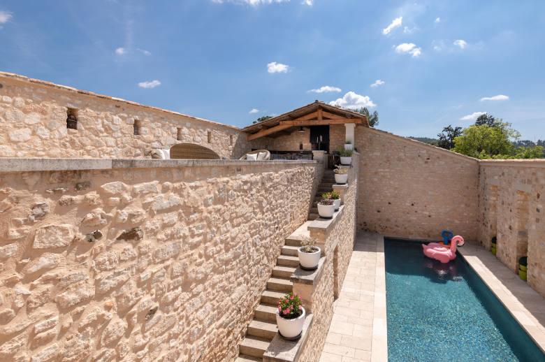 Horizon Luberon - Location villa de luxe - Provence / Cote d Azur / Mediterran. - ChicVillas - 27
