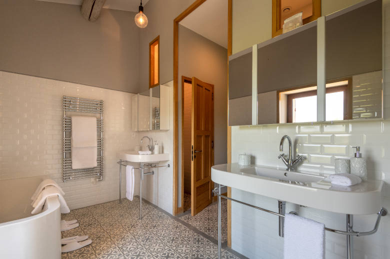 Horizon Luberon - Location villa de luxe - Provence / Cote d Azur / Mediterran. - ChicVillas - 34