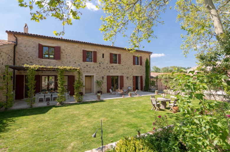 Horizon Luberon - Location villa de luxe - Provence / Cote d Azur / Mediterran. - ChicVillas - 4
