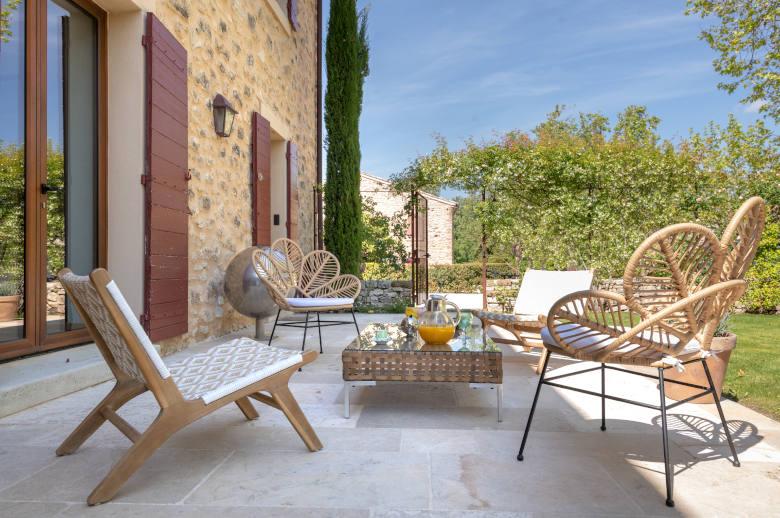 Horizon Luberon - Location villa de luxe - Provence / Cote d Azur / Mediterran. - ChicVillas - 40